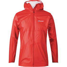 Berghaus Hyper 100 Shell Jacket Men Volcano